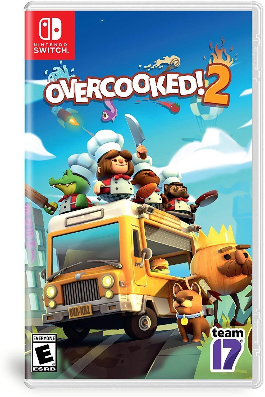 Overcooked! 2 - Nintendo Switch $25.69