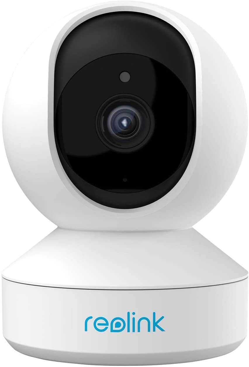 Reolink 5MP Super HD WiFi Indoor Security Camera with PTZ Pan Tilt Zoom/ Motion Alerts $46.79