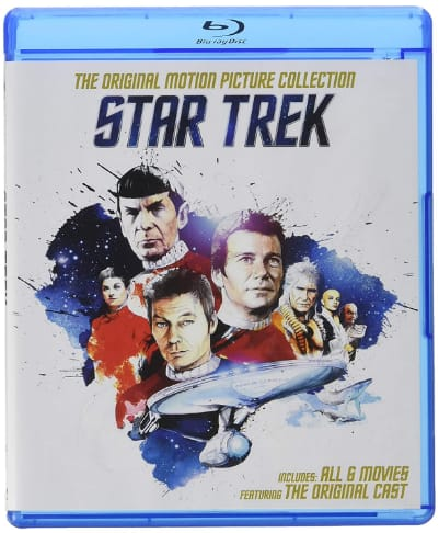 Star Trek: Original Motion Picture Collection [Blu-ray] $15.99
