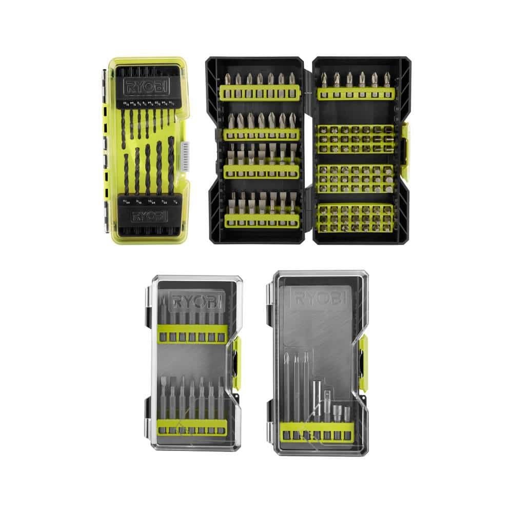 Ryobi 150p drill multi pack set $10.04 clearance IN STORE