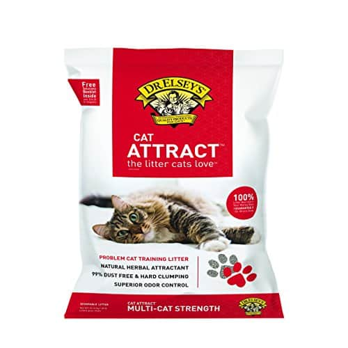 20% off Dr. Elsey's Ultra & Cat Attract Litter - 6 hour deal $14.79