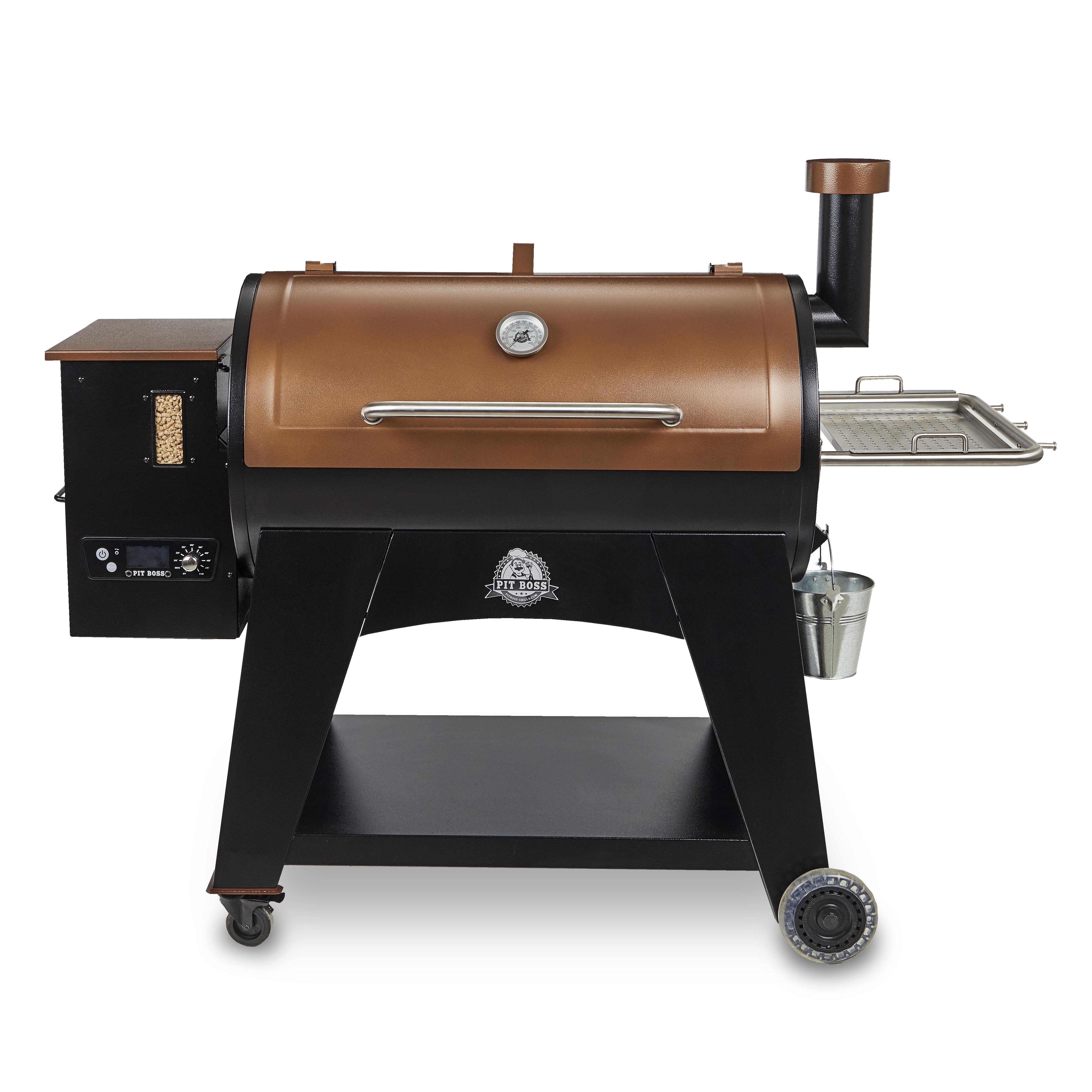 YYMV Pit Boss Austin XL 1000 sq. in. Pellet Grill w/ Flame Broiler $349