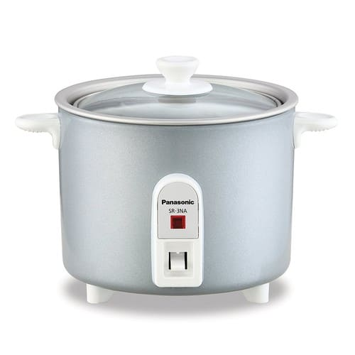 Panasonic SR-3NAL 1.5-Cup (3 Cup Cooked) Automatic Rice Cooker for $27.50 Shipped