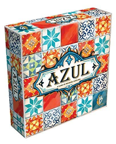 Amazon: Azul Board Game for $21.74 After Clip Coupon. Free Shipping.
