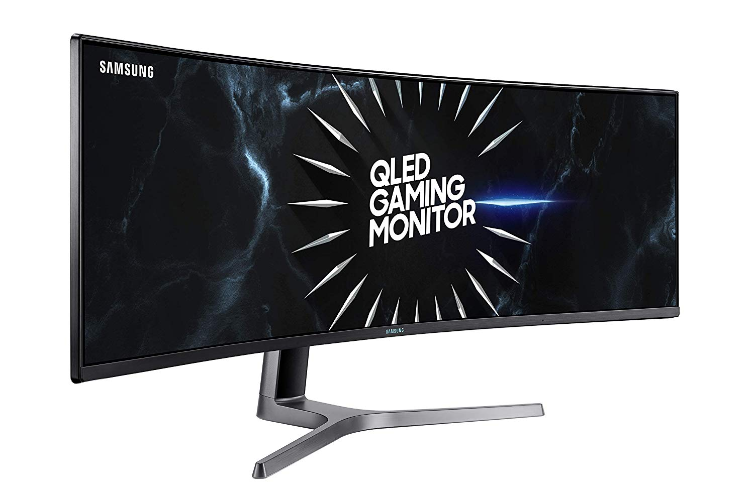 Samsung 49-Inch CRG90 Curved Gaming Monitor $1050