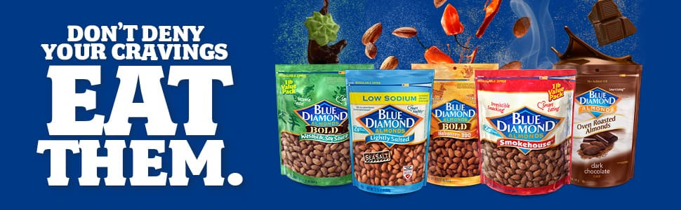 Blue Diamond Almonds, Bold Salt & Vinegar, 6 Ounce (Pack of 12)~$18.29 After Coupon & 5% S&S @ Amazon~Free Prime Shipping!