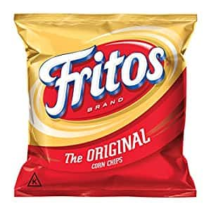 Fritos Original Corn Chips, 1 Ounce (Pack of 40)~$11.38 With S&S @ Amazon~Free Prime Shipping!