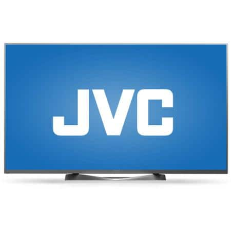 "Refurbished JVC Diamond Series DM65USR 65"" 4K Ultra HD 2160p 120Hz LED HDTV (4K x 2K) With Roku Stick $599.99 + Shipping @ Walmart.com"