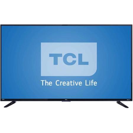 "Refurbished TCL 55FS3750 55"" 1080p 120Hz Roku Smart LED HDTV $329.99 @ Walmart.com~Free Shipping Or Store Pick Up!"