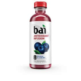 Amazon Prime Members: 12-Pk Bai Antioxidant Infused Beverage (Brasilia Blueberry) $12.58 w/ S&S + Free S&H