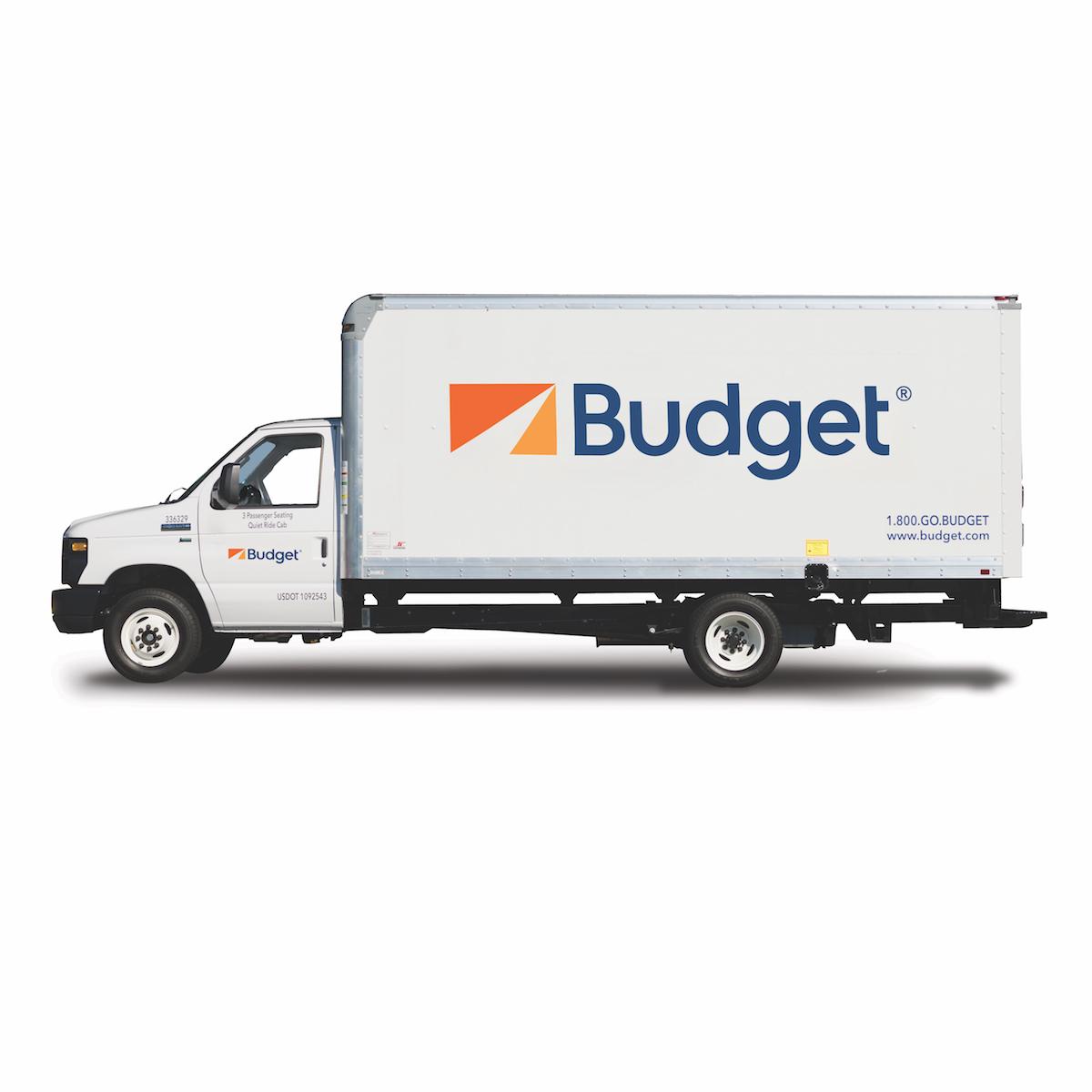 Budget Truck Rental 25% Off Discount Code @budgettruck.com