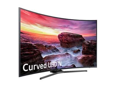 Samsung 55 Inch Curved 4K Ultra HD Smart TV UN55MU6500F UHD TV + $200 Promo eGift Card $699.99 @ Dell.com~Free Shipping!
