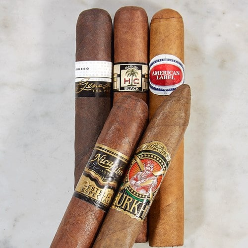 5 Cigars Only $5 @ Cigar.com With Free Shipping Included!