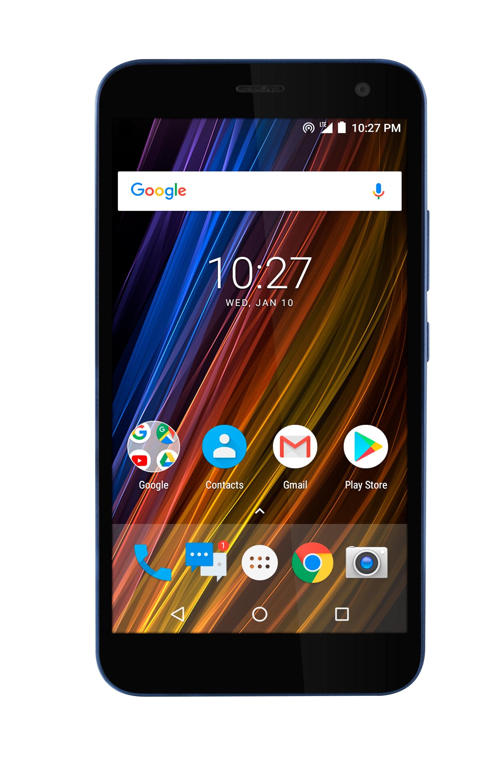 Cricket Wireless Wave 16GB Prepaid Smartphone Blue~$11 @ Walmart B+M~YMMV!