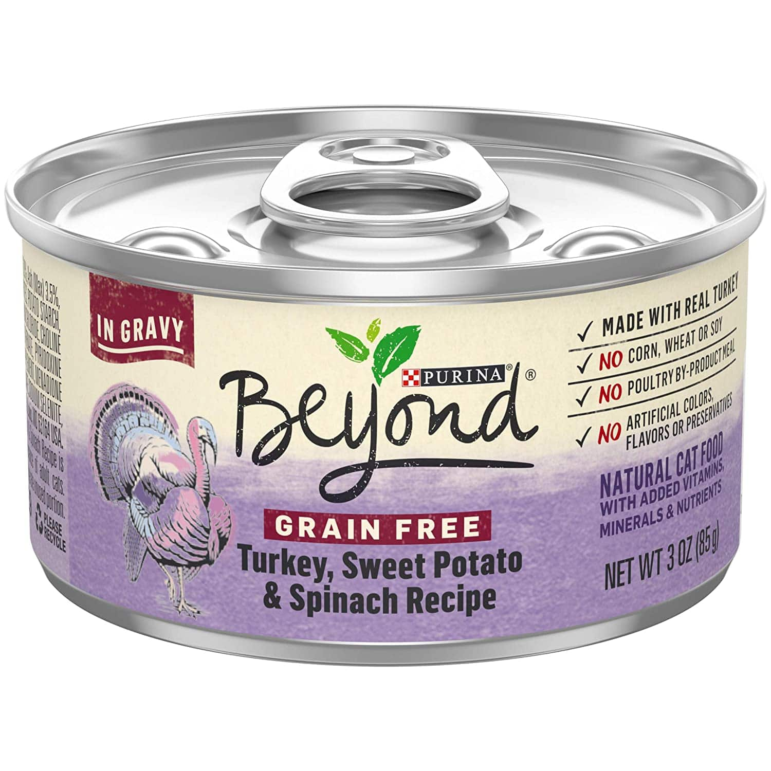 Purina Beyond Grain Free Natural Adult Wet Cat Food~12 x 3oz Cans~$7.29 Or Less @ Amazon~Free Shipping With Prime!