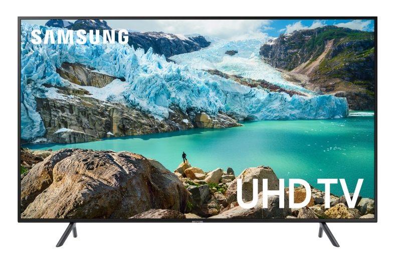 """SAMSUNG 58"""" Class 4K Ultra HD (2160P) HDR Smart LED TV UN58RU7100 (2019 Model)~$348 @ Walmart B+M~YMMV!"""
