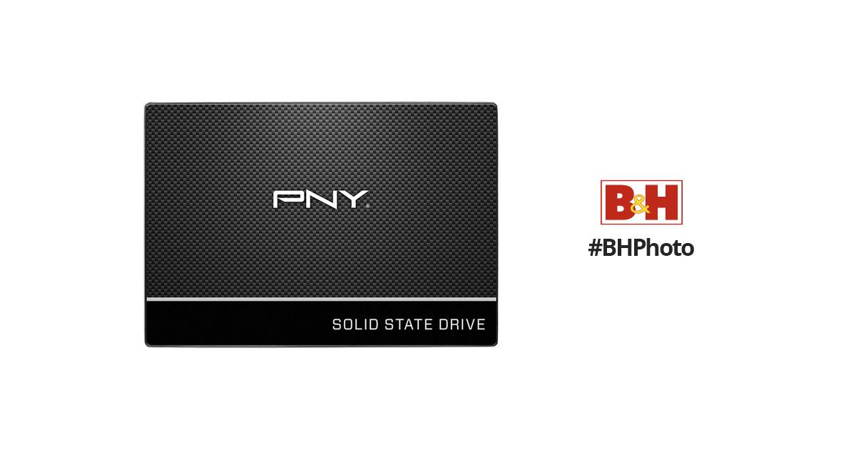 "PNY Technologies 240GB CS900 SATA III 2.5"" Internal SSD~$25.99 @ B&H Photo~Free Shipping!"