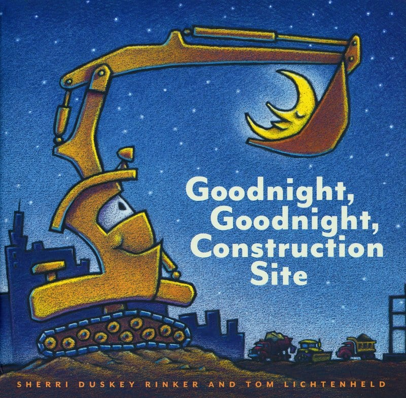 Goodnight, Goodnight Construction Site Hardcover $5.88 on Amazon
