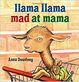 Llama Llama Mad at Mama, Time to Share, Misses Mama hardcover books $4.12 at Amazon