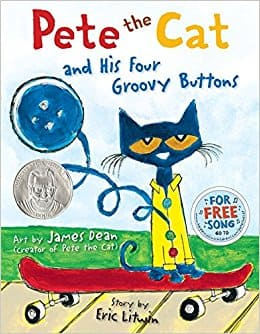 Pete the Cat & His Four Groovy Buttons hardcover $3.88, The Snail and the Whale Hardcover, $6.08 Amazon