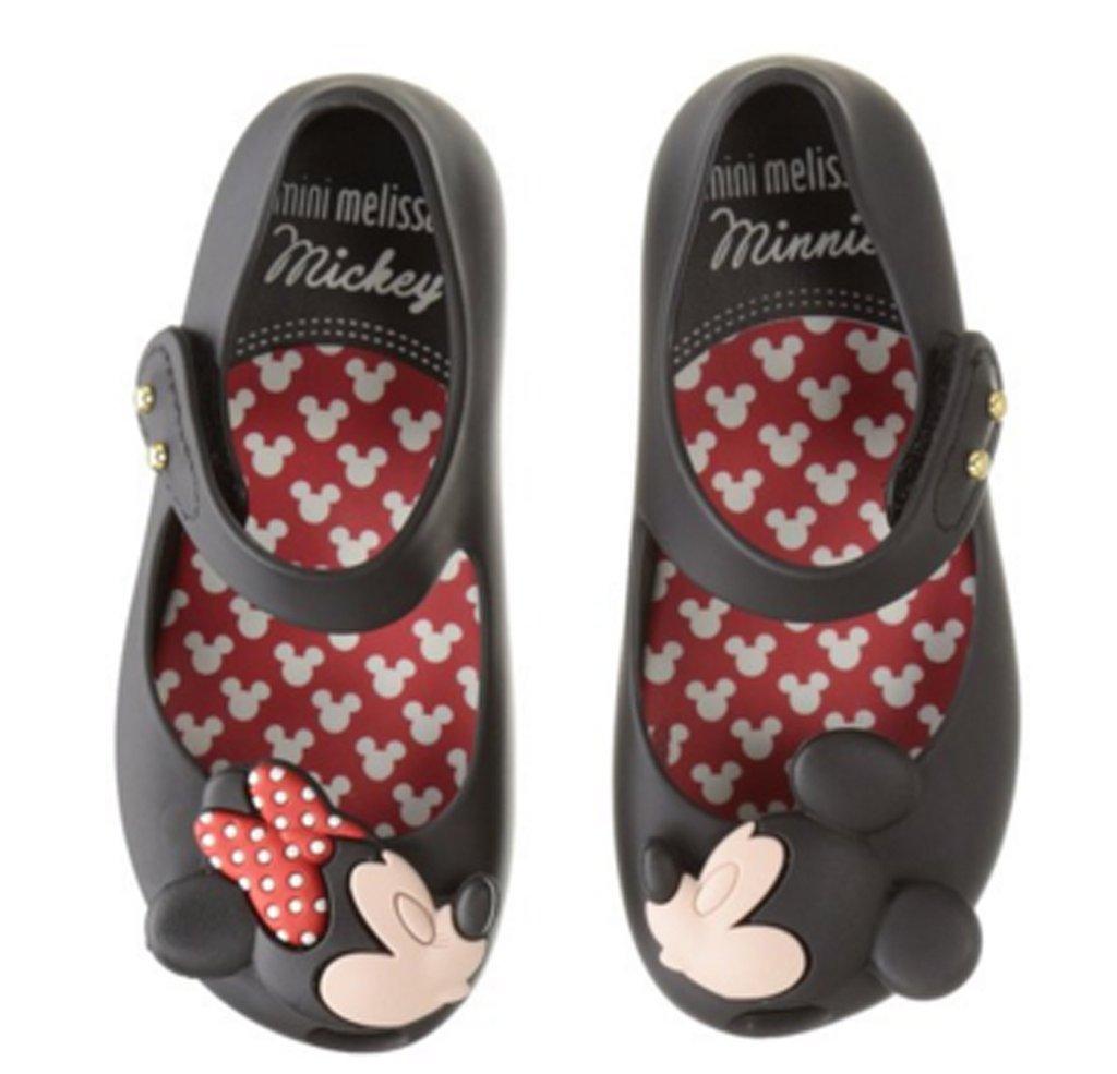 Mini Melissa  Ultragirl Disney Twins BB Mary Jane Shoe (Toddler) $24.69 Amazon