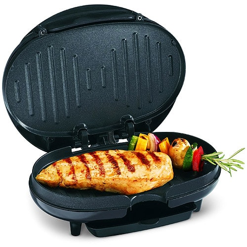 Proctor Silex Comapct Grill $10.90 + Free pickup at store