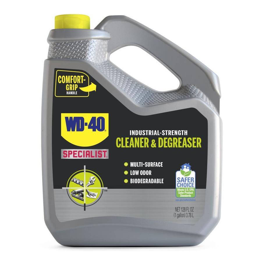 Lowe's: WD-40 Specialist Degreaser, 1 Gallon | YMMV $2.74