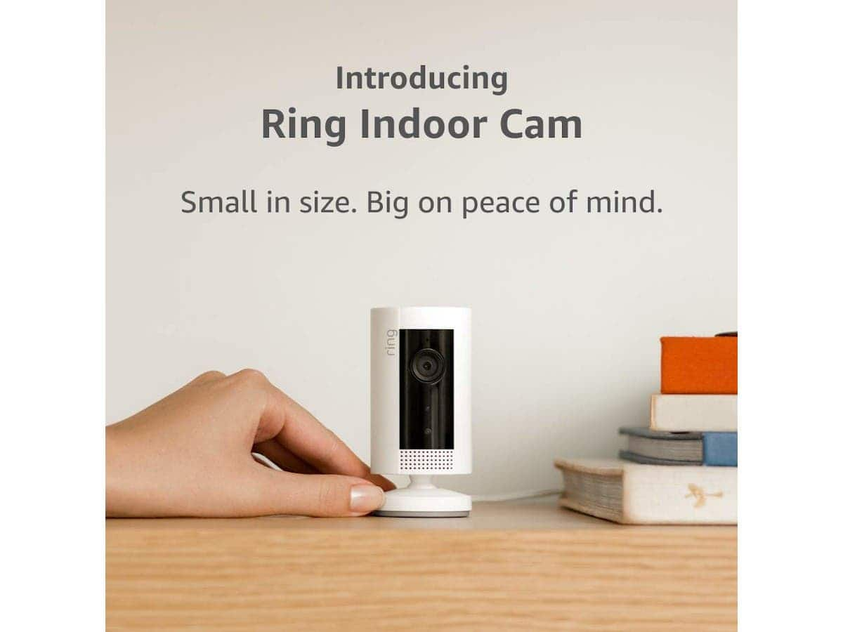 Ring Indoor Camera $44.99 @ Monoprice (Free Shipping) until 12/29