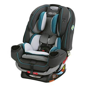 Graco 4Ever 4 In 1 Car Seats Select Models