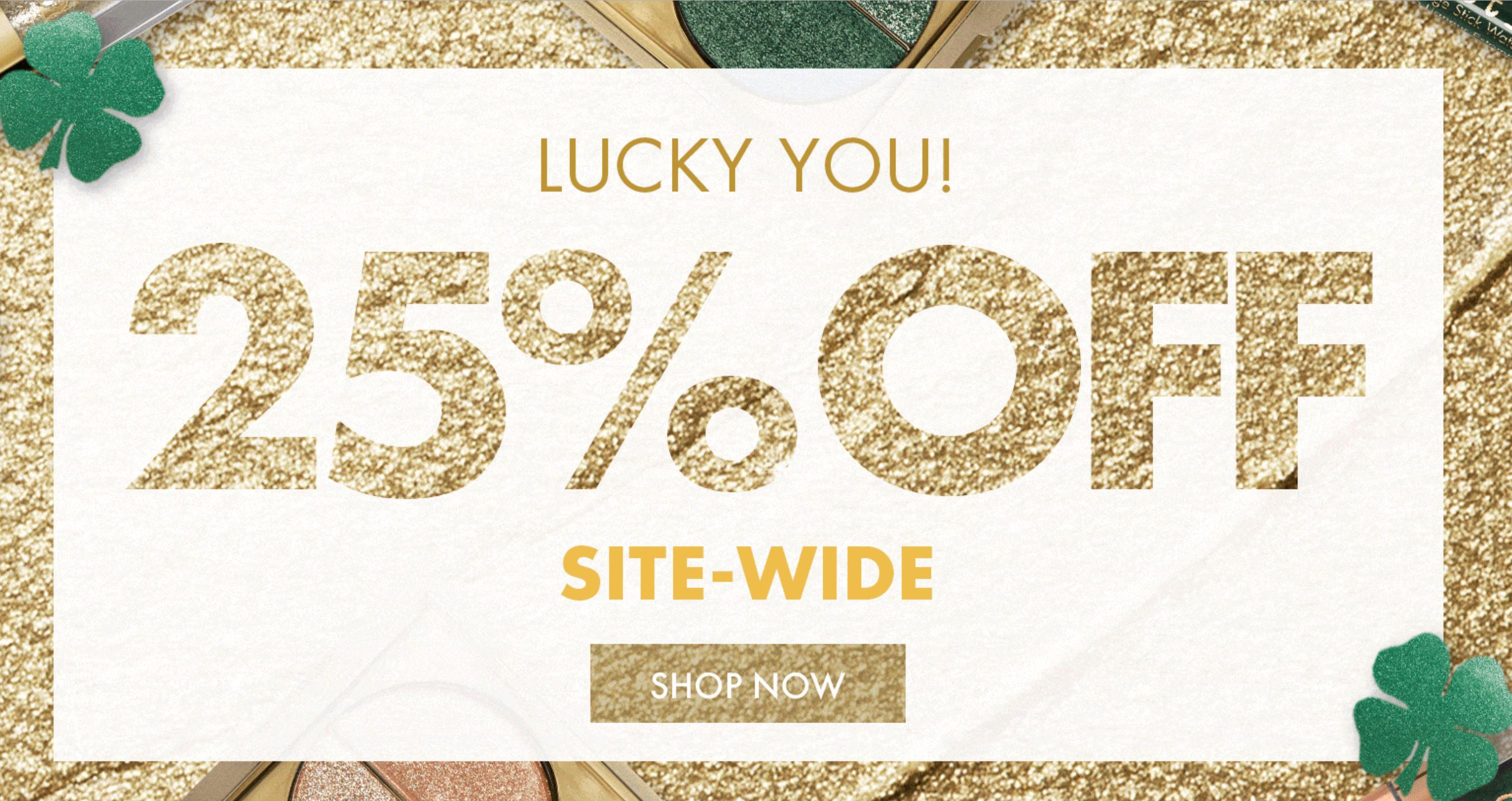 ad67b51ecc70 Stila  25% Off Sitewide - Slickdeals.net