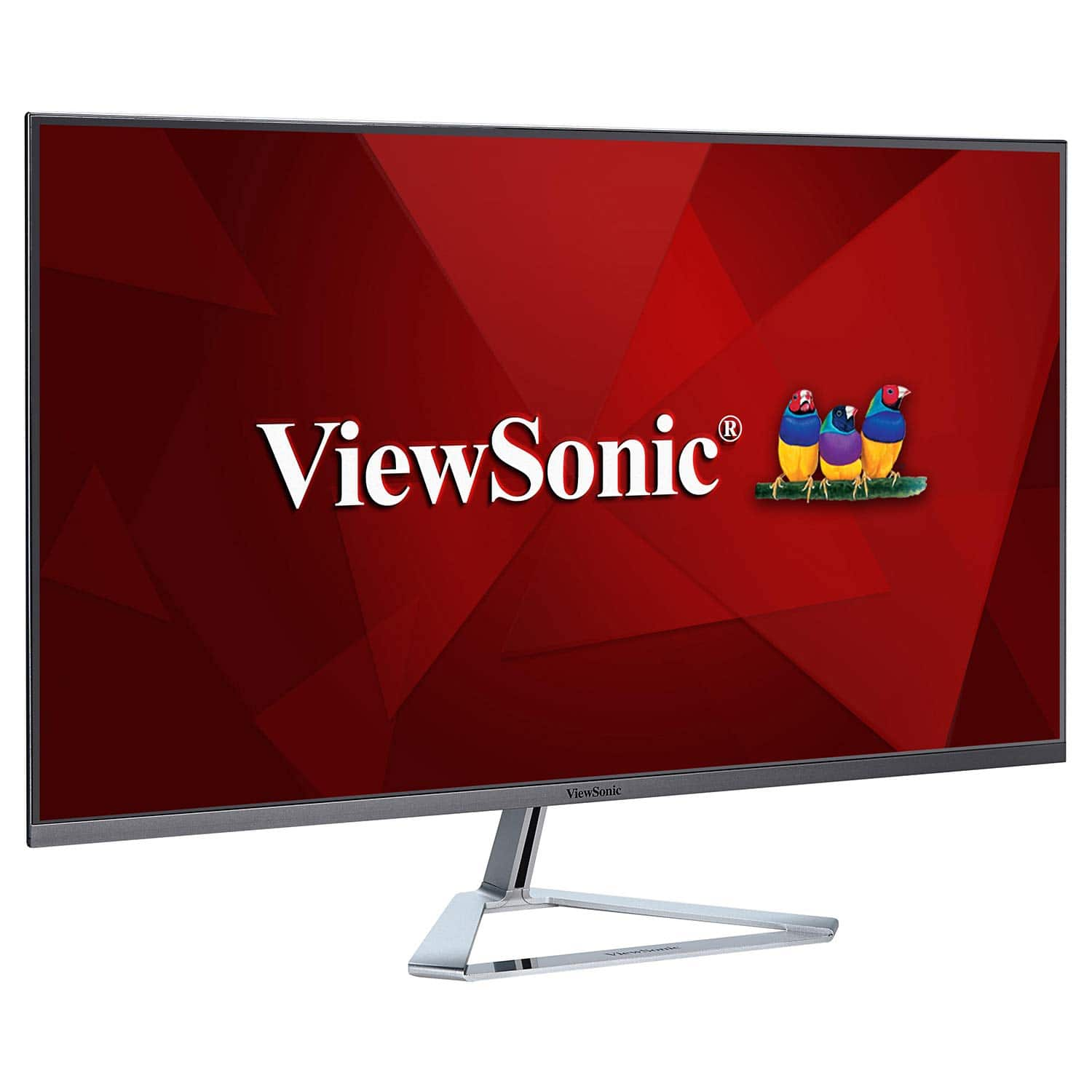 ViewSonic VX3276-MHD 32 Inch 1080p Frameless Widescreen IPS Monitor with HDMI & DisplayPort: $169.99 + Free Shipping