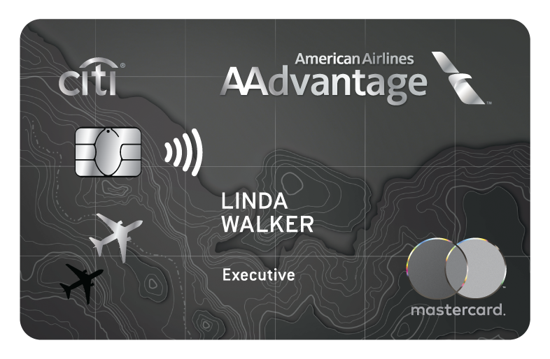 Citi® / AAdvantage® Executive World Elite™ Mastercard®: Earn 50,000 American Airlines AAdvantage® bonus miles when you spend $5,000 within 3 months