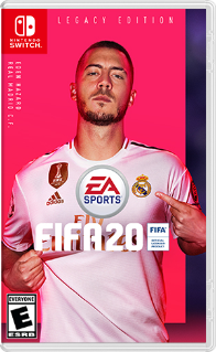 Fifa 20 digital for switch $35