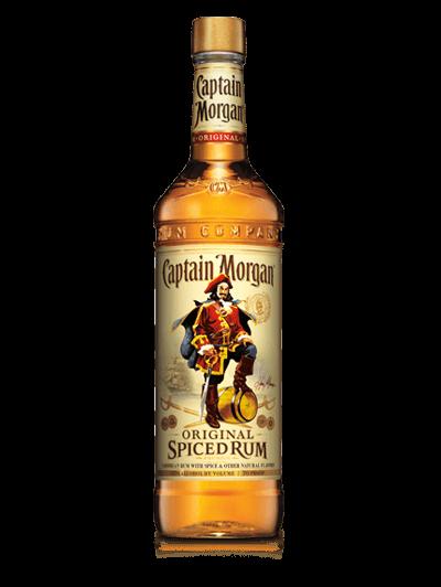 Captain Morgan Rum 1.75L (Handle) $26 for three at Costco
