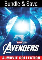 Avengers 4-Movie Collection 4K (Movies Anywhere) $29
