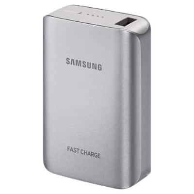 Samsung Fast Charge Battery Pack EB-PG930BSUGUS 5100 mAh for $19.99