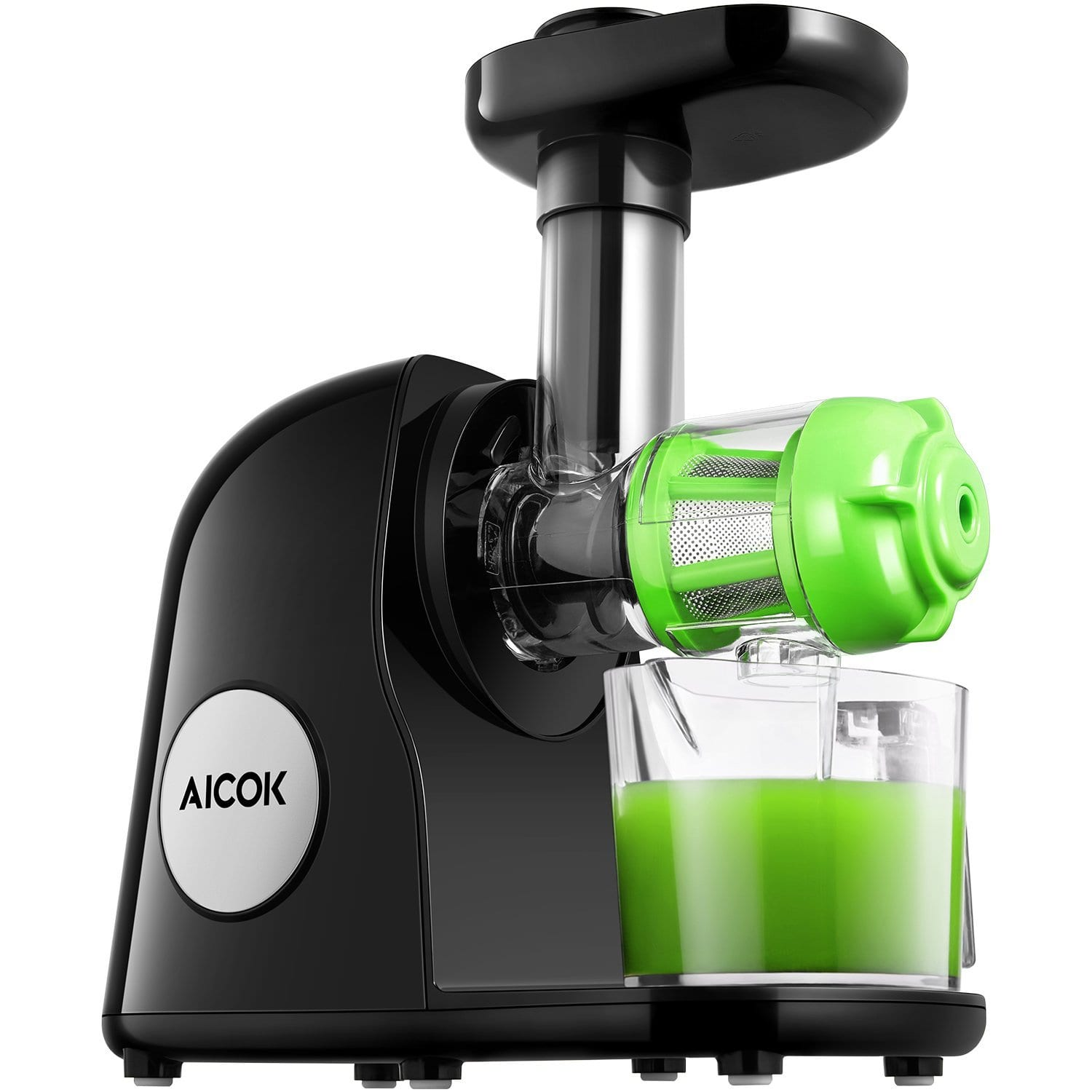 Aicok Slow Masticating Juicer Extractor : Aicok Juicer Slow Masticating Juicer Extractor $68.30 ...