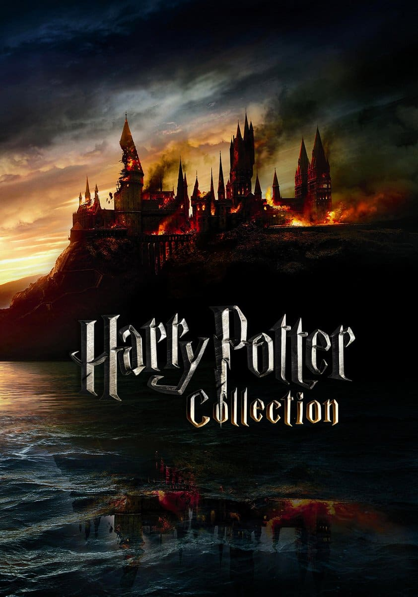Harry Potter 8 Film Collection (4K UHD on VUDU) $35