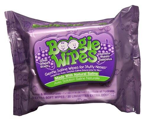 Boogie Wipes 6 packs of 30 $3.89 Amazon or less with S&S