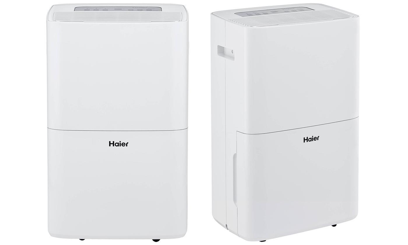 Haier 70-Pint Energy Star Dehumidifier (Certified Refurbished) + Free Shipping $139.99