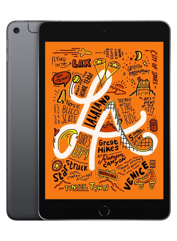 Apple iPad mini 5 64gb $299 Walmart (space gray and gold)