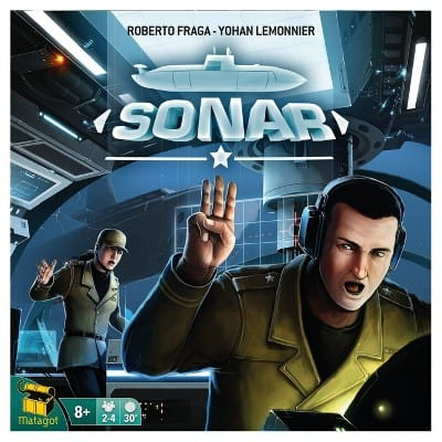 Sonar Board Game, YMMV $10.5