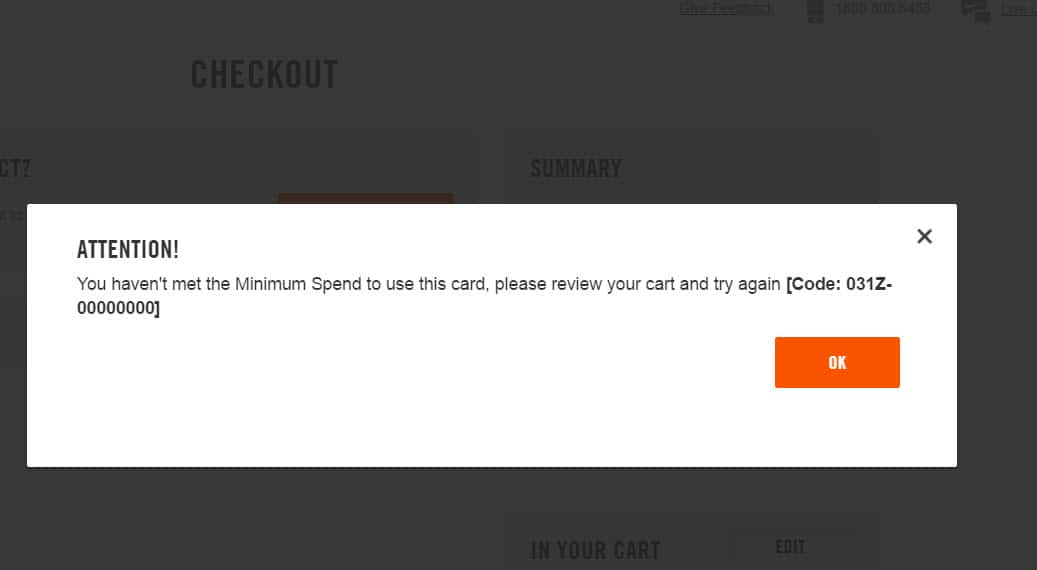 Nike $20 off $100 Gift Card Email (YMMV)