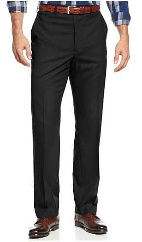 Michael Kors Mens@Macys-Solid Classic-Fit Stretch Dress Pants$24.49-Down Jacket-$78.75-Quilted Hooded Jacket-$78.75-Suits-Suit Seperates-Shirts-Ties & Some Big&Tall Sizes