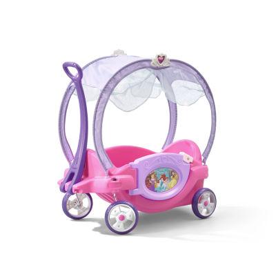 Kohls Cardholders:  Disney Princess Chariot Wagon by Step2 PLUS $10 Kohls Cash - $69.99