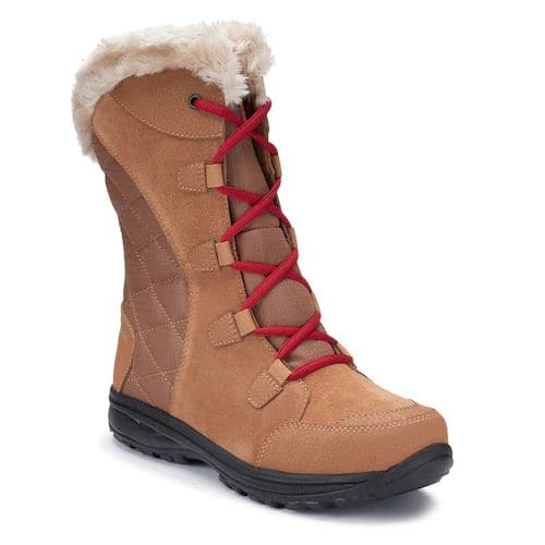 Kohls: Columbia Ice Maiden II Women's Waterproof Winter Boots - $45 - Two Different Styles