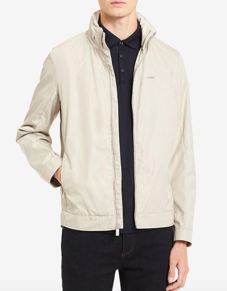 Macys:Men - Calvin Klein Lightweight Jacket-$35.03 -IZOD Advantage Performance Jacket $23.96 -Tommy Hilfiger Drawstring Hoodie(Blue Fleet)-$26.76 -Pink Floyd Coaches Jacket-$23.53