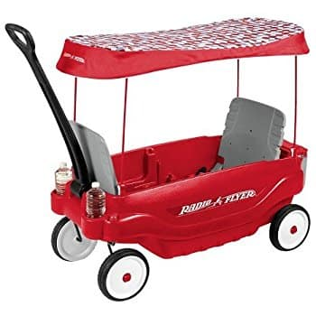 Target: Radio Flyer Ultimate Flex Wagon - $102.49. Free Ship.  REDcard Holders receive additional 5% off.