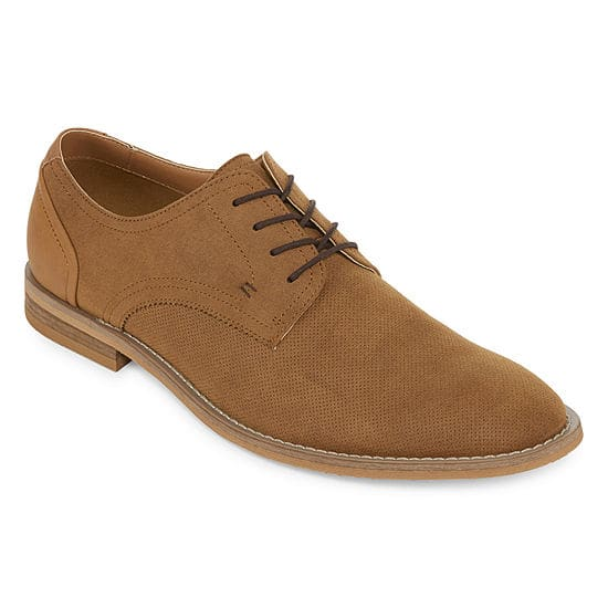 JCPenney: JF J. Ferrar Men's Dress Shoes & Oxfords in Several Styles for $20.99 With Code: MPB330 -  Ship to Store for FREE $20.98