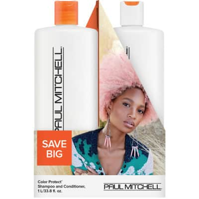 JCPenney Paul Mitchell Color Protect Value Set for $16.99